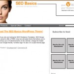 Download The SEO Basics WordPress Theme for FREE