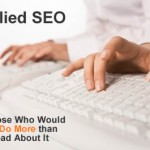 Applied SEO (In Theory and Application)