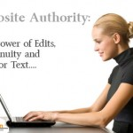 Website Authority: Editing Content for SEO Value