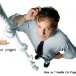 How to Transfer On Page Authority