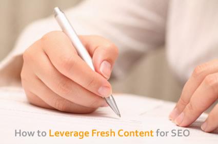 fresh-content-seo