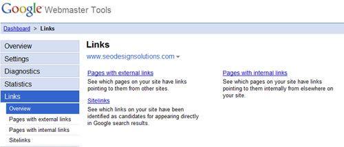 google-webmaster-tools-menu