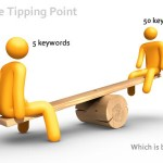 Keywords, SEO and the Tipping Point