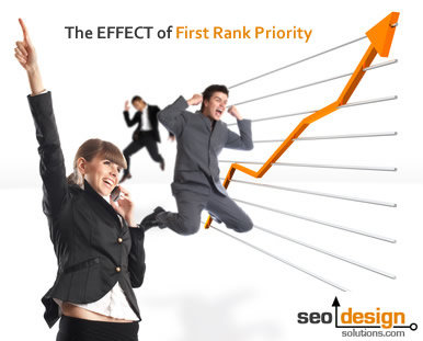 Do Your Landing Pages Have First Rank Priority?