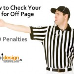 Check Your Site for Off Page SEO Penalties