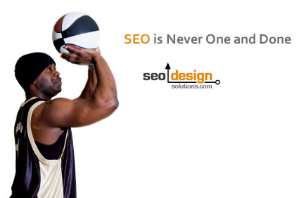 SEO is Never One and Done!