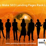 PPC Landing Pages or SEO Landing Pages?