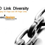 The Value of Link Diversity for SEO