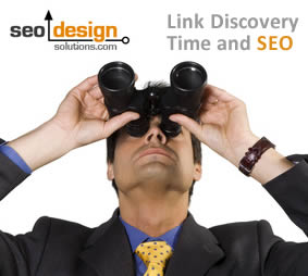 How does (internal or external) link discovery affect SEO?