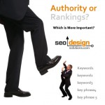 Authority or Rankings Which Matters Most?