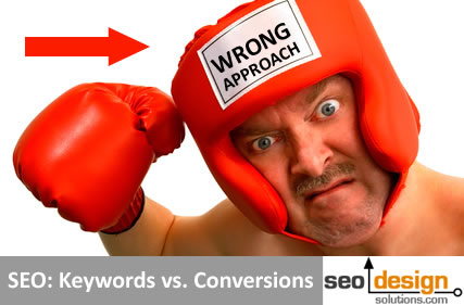 Are You Fighting the Wrong Battles with SEO?