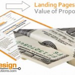 Landing Pages and the Value of Propositions