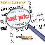 Context is currency for Increasing Sales Conversions