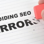Avoiding SEO Errors