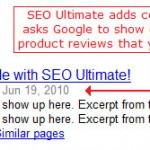SEO Ultimate 3.0 Adds Rich Snippet Creator