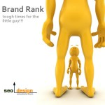 Brand Rank - How will this impact the little guys?