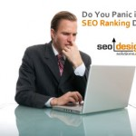 Do You Panic If Organic Rankings Drop?