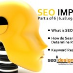 Join the SEO Impact Webinar on 6.18.09 at 1:30 CST