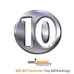 10 Tactics for Top 10 Rankings